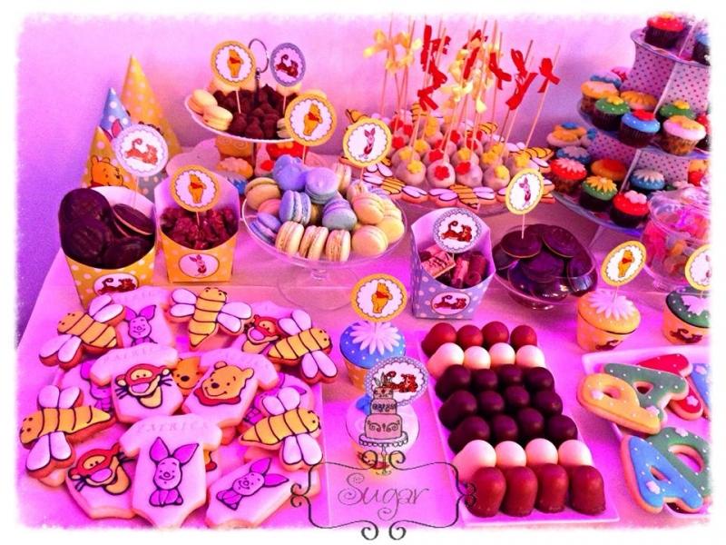 Candy Bar Nunta & Botez