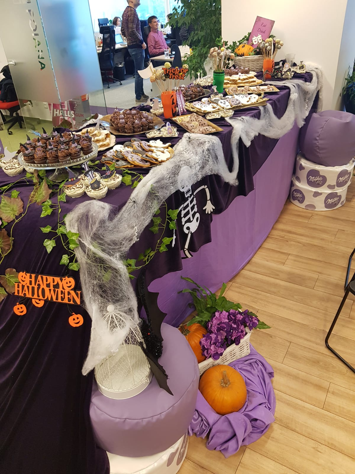 Eveniment Corporate Halloween