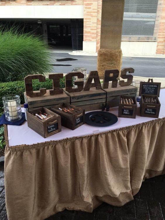 Cigar Bar - Bar Trabucuri si Bauturi Fine