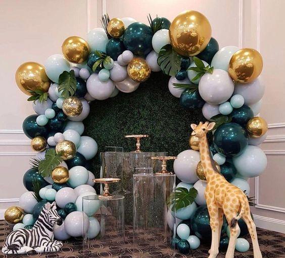 Decoratiuni baloane heliu si aer