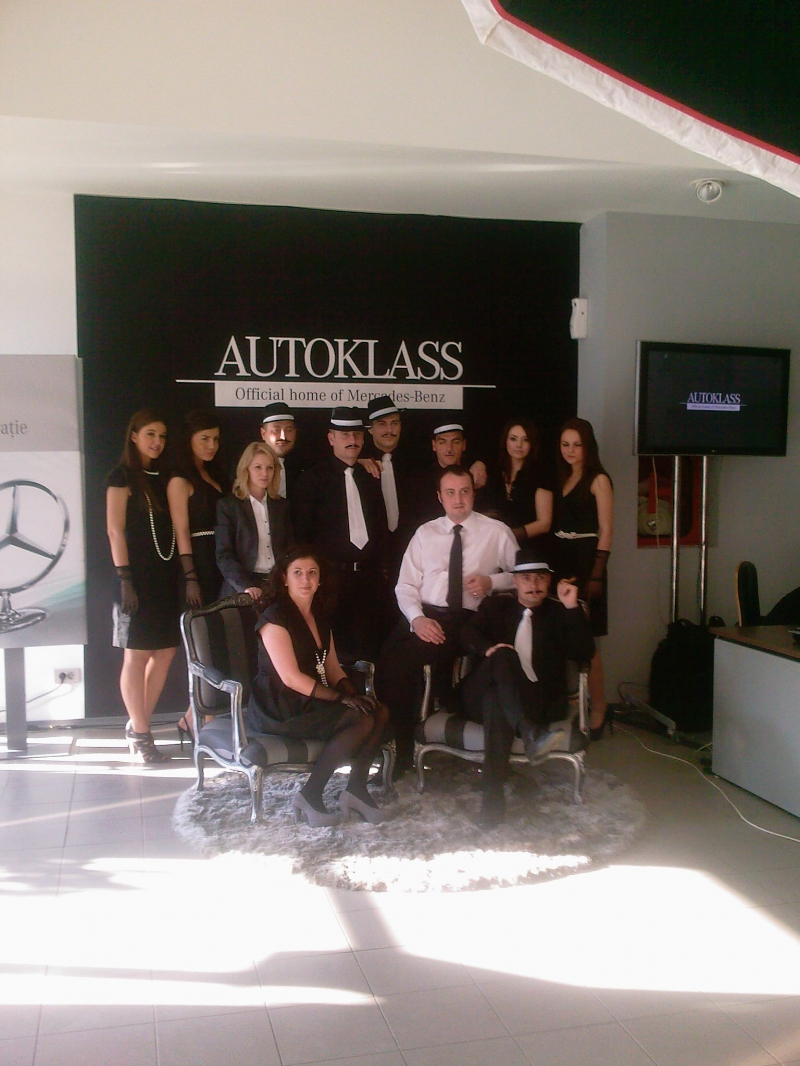 Eveniment Mercedes AutoKlass