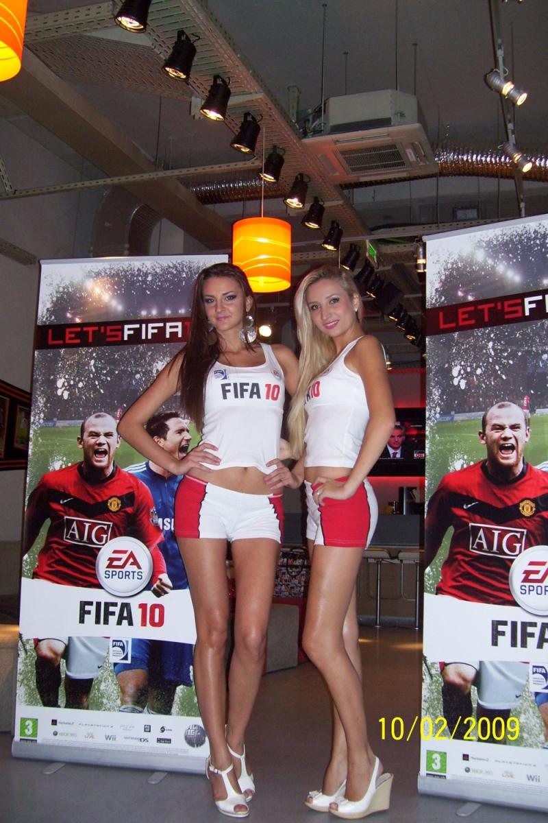 Lansare FIFA 10