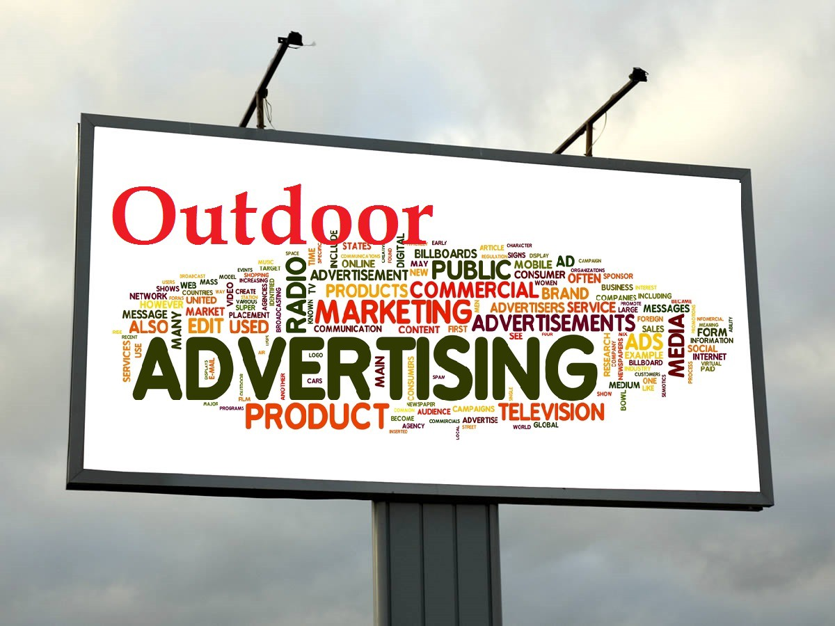Outdoor  Advertising, Print & Productie Publicitara